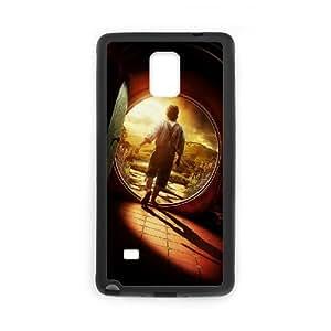 The Hobbit HILDA0004037 Phone Back Case Customized Art Print Design Hard Shell Protection Samsung galaxy note 4 N9100