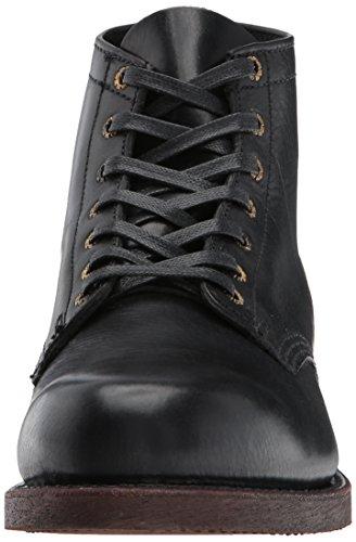 FRYE Mens Prison Combat Boot Black BnqWdEK1N