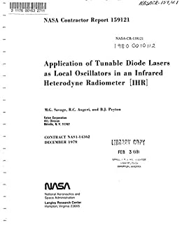 Application of tunable diode lasers as local oscillators in