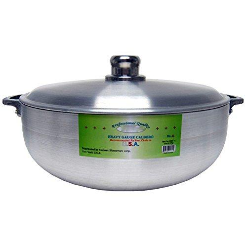 Aluminum Caldero Stock Pot (9.27 Quart)