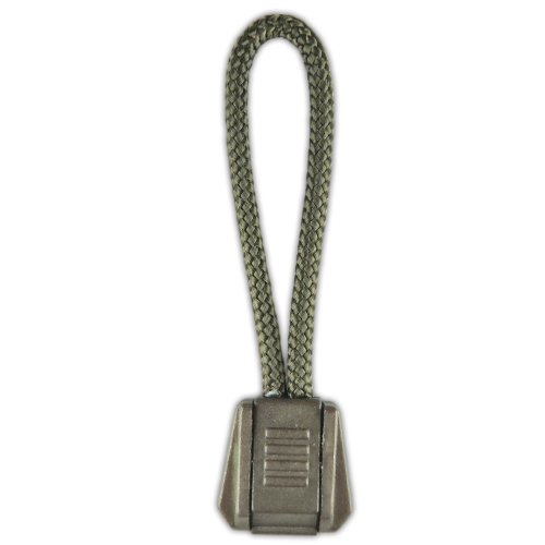 Paracord Planet Zipper Pulls Available in Various Color Combinations – Choose from 5, 10 and 20 Pack Sizes