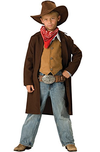 InCharacter Costumes, LLC Boys 2-7 Rawhide Renegade Duste...