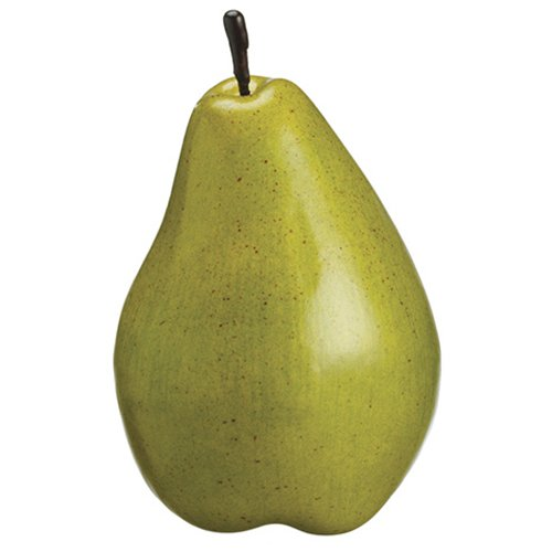 7.5'' Artificial Pear -Green (pack of 12)