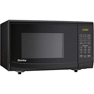 Danby DMW7700BLDB 0.7 cu. ft. Microwave Oven - Black (B004ZUWBVW) | Amazon price tracker / tracking, Amazon price history charts, Amazon price watches, Amazon price drop alerts