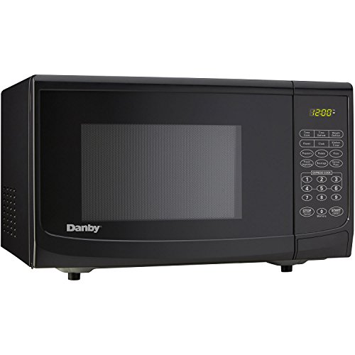 Danby DMW7700BLDB 0.7 cu. ft. Microwave Oven - Black (Small Black Microwave Oven compare prices)