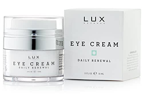 Eye Cream for Wrinkles and Dark Circles - Reduce Puffiness and Bags Under and Around Eyes- Reduces Fine Lines and Crow's Feet