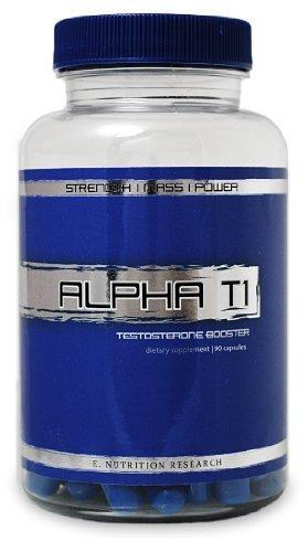 Alpha T1 - Booster de testostérone - Un supplément de testostérone naturelle - un booster le métabolisme qui brûle les graisses