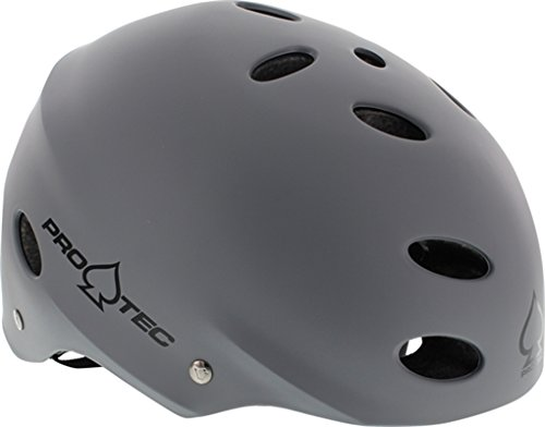 (Protec Ace Sxp Matte Grey Xs Helmet(cpsc) Skate Helmets )