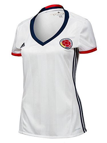 adidas Colombia Home Women's Soccer Jersey Copa America Centenario 201 (XL)