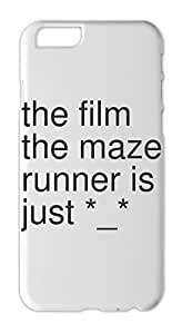 the film the maze runner is just *_* Iphone 6 plus case