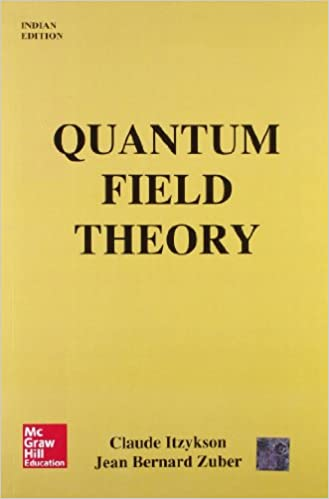 ITZYKSON QUANTUM FIELD THEORY EBOOK