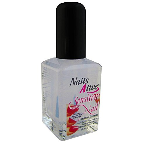 Nail Hardening Treatment - Nails Alive - Sensitive Nail 29 ml