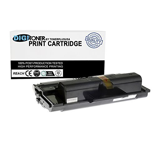DigiToner™ by TonerPlusUSA New Compatible Replacement Samsung MLT-D208L High Yield Black Laser Toner Cartridge for SCX-5635FN, SCX-5835FN Printers (Black, 1 Pack)