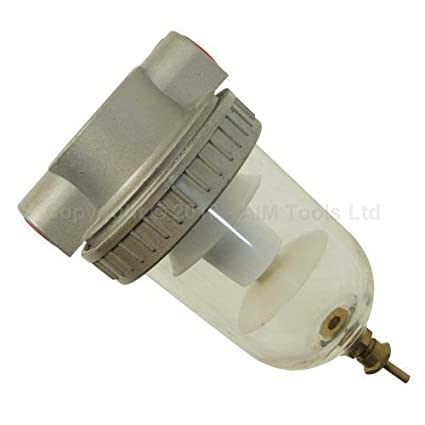214208 Industrial compresor de aire de gran volumen de filtro separador de agua