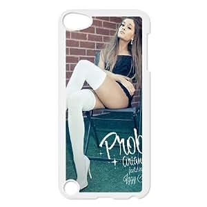 iPod Touch 5 Case White Ariana Grande Problem SP4117313