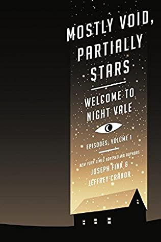 book cover of Mostly Void, Partially Stars