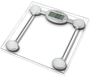 Salter Glass Electronic Bathroom Scale 9018SSV3R