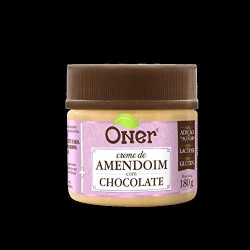 Doce Fit de Amendoim com Chocolate Oner 180g