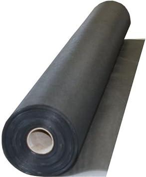 Durchsichtiges Fiberglasgewebe UV-best/ändig TESO Insektenschutz Gaze Meterware 200 cm schwarz Schutz gegen M/ücken Fliegengitter