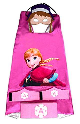 Good Made Up Superhero Costumes (Children's Superhero Costume - Disney - Frozen Anna)
