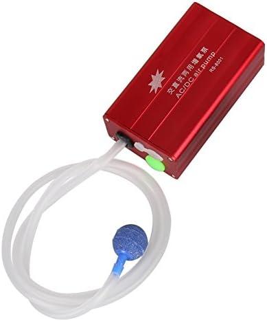 WinnerEco Oxygen Oxygenator Aerator Air Pump for Pool Pond Aquarium Fish Tank