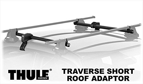 THULE 487 Traverse Short Roof Adaptor, 2012-2015 Fiat 500