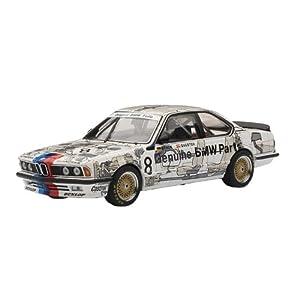 Miniature BMW 635 CSi Groupe A 1984