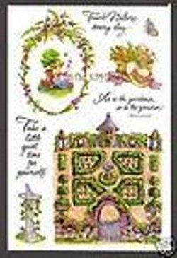PSX Design - Stickers - English Garden ()