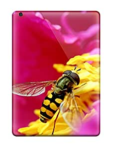 For Ipad Air Fashion Design Syrphid Fly Case-dXarJYs9399JvYkD With Free Screen Protector