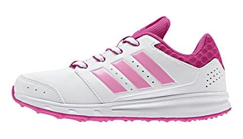 adidas Lk Sport 2 K, Zapatillas de Running Unisex Bebé Multicolor (Ftwbla / Sebrro / Eqtros)