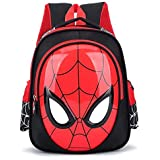 3D 3-6 Year Old School Bags For Boys Waterproof Backpacks Child Spiderman Book bag Kids Shoulder Bag Satchel Knapsack