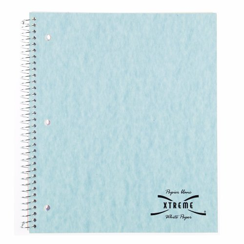 rediform-wirebound-5-subject-write-on-tab-notebook-college-margin-rule-assorted-colors-grey-blue-gre