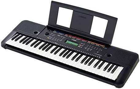 Yamaha PSR E263 61 Key Portable Keyboard product image