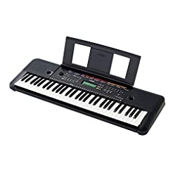 Yamaha Psr-E263 61-Key Portable Keyboard...