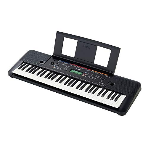 Learn More About Yamaha PSR-E263 61-Key Portable Keyboard