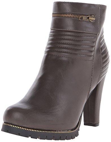 C Etikett Kvinna Binky 5 Boot Grå