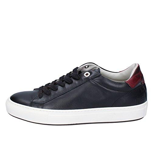 D'acquasparta D'acquasparta Noir Cuir Sneakers Noir Sneakers Homme Cuir D'acquasparta Homme r5wz4r