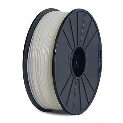 BuMat DABSLB-E Elite ABS Filament 1.75mm 0.7kg 1.5lb Printing Material Supply for FlashForge Dreamer 3D Printer