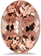 1.97-2.57 Cts of 10x8 mm AAA Oval Morganite (1 pc) Loose Gemstone