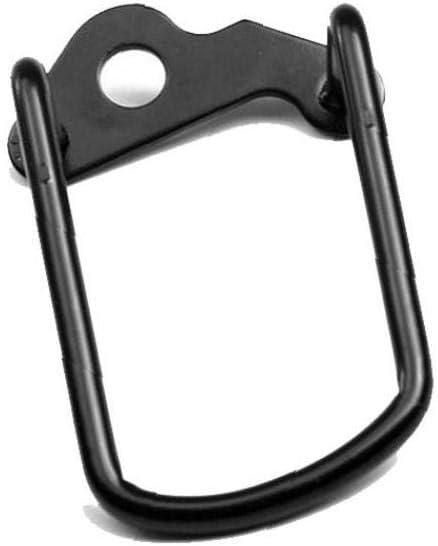 VTT V/élo Protection Garde v/élo Cintre arri/ère cha/îne Garde Vitesse Couverture v/élo D/érailleur Garde Rack Protector Accessoires de v/élo Noir