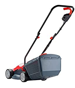 Sovereign Cordless Lawnmower - 24V - Good mower - but why can't we