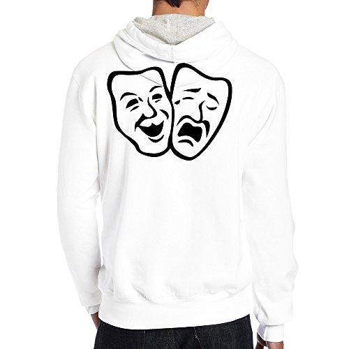 Stickle Men's Trendy Mask Pullover XXL ()