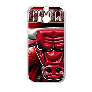 chicago bulls Phone Case for HTC One M8