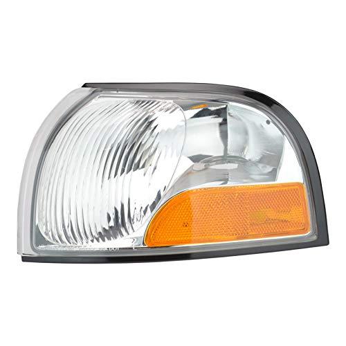 - Front Corner Marker Turn Signal Parking Light Lamp Driver Side Left LH for Quest