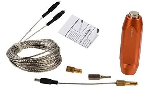Metal Bicycle interne kabelgeleiding Tool Roestvrij steel Bike Wire Shifter Rustproof Fietsen Accessoires