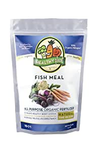Healthy plant fish meal all purpose for Fish meal fertilizer