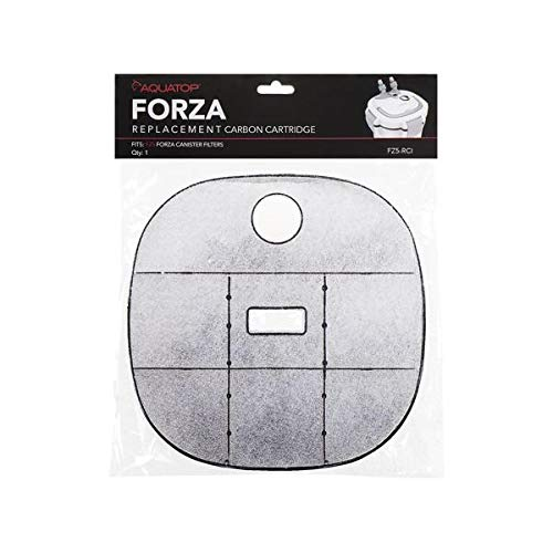 AquaTop Replacement Carbon Cartridges for The Forza Series Canister Filters - Accessories Rci