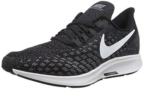 Nike Men's Air Zoom Pegasus 35 Running Shoe (6 M US, Black/White/Gunsmoke/Oil Grey) by Nike (Image #8)