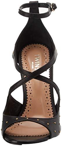 Milano Donna 00006 Nero nero Twinset Ca8pra Sneaker zBdxvwz0q