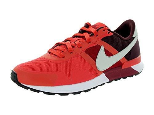 Nike Men's Air Pegasus 83/30 Red Clay/Ntrl Grey/Dp Brgndy Running Shoe 9.5 Men US